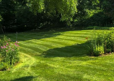 Beautiful Backyard Landscaping West Hartford CT