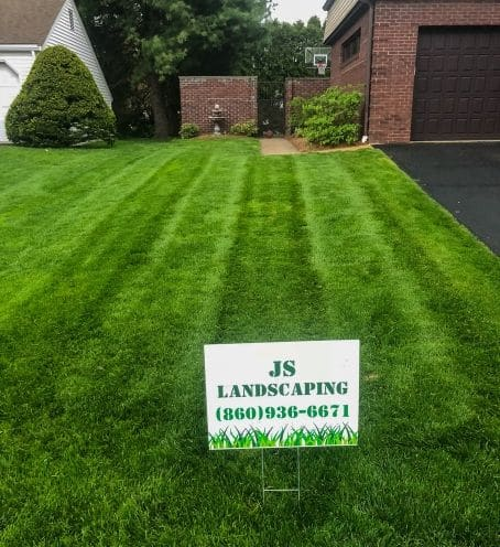 JS Landscaping West Hartford CT