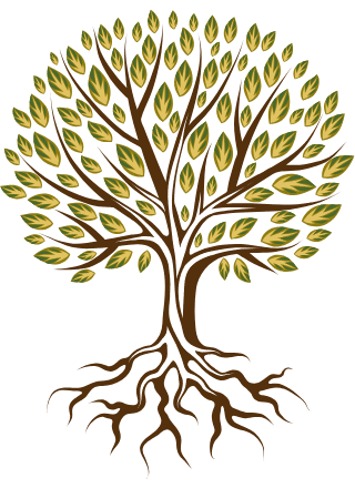 Tree icon representing pruning services